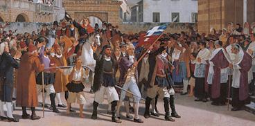 giuseppe-sciuti-ingresso-trionfale-di-giommaria-angioy-a-sassari-1879