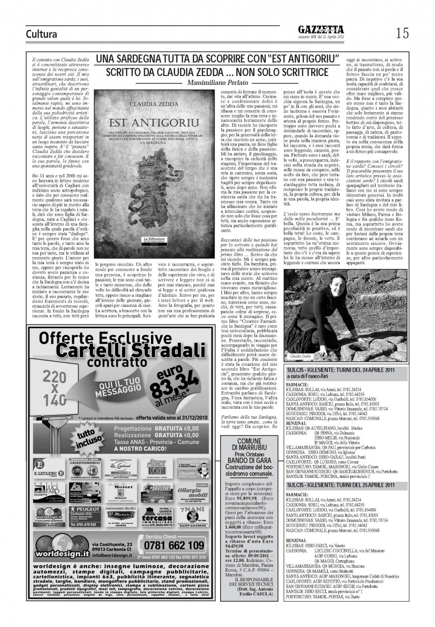 Gazzetta del Sulcis Iglesiente_Pagina_2