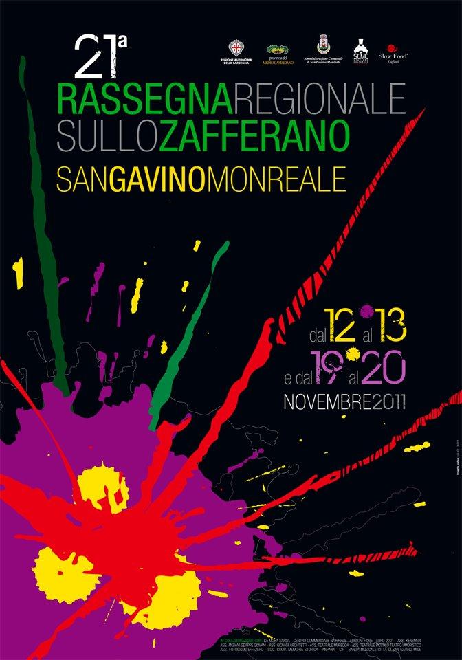 Rassegna Zafferano: San Gavino Monreale