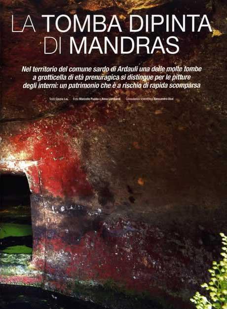 Domus di Mandras