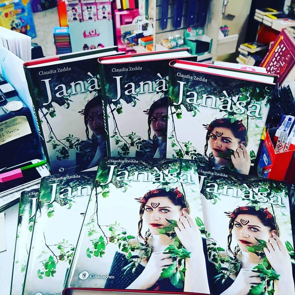 Janàsa - bookStore Mondadori I Mulini