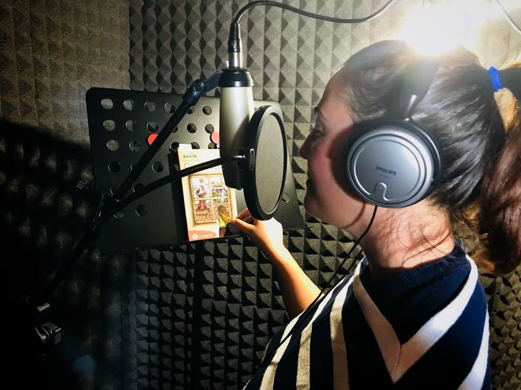 Rebecca e le janas audiolibro